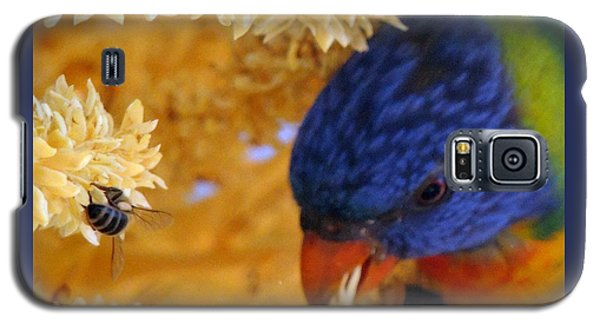 Galaxy S5 Case featuring the photograph Plenty by Linda Hollis
