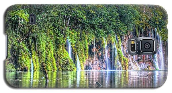 Plitvice Lakes Galaxy S5 Case