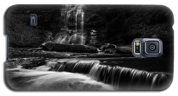 Plotter Kill Falls Galaxy S5 Case