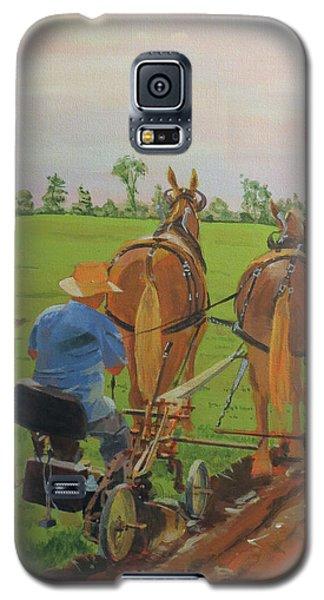 Plowing Match Galaxy S5 Case