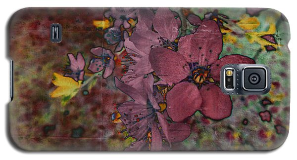 Galaxy S5 Case featuring the photograph Plum Blossom by LemonArt Photography