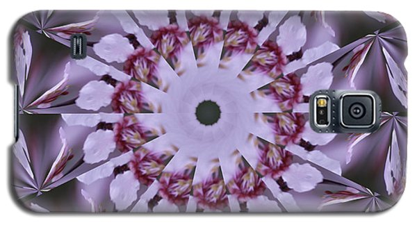 Plum Tree Kaleidoscope Galaxy S5 Case by Bill Barber
