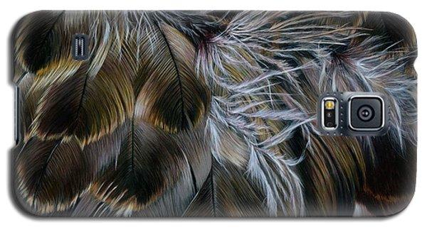 Plumas De Oro Galaxy S5 Case