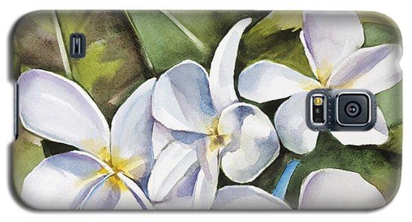 Plumeria II Galaxy S5 Case