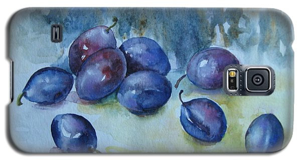 Plums Galaxy S5 Case by Elena Oleniuc
