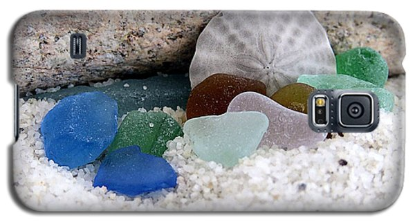 Plymouth Beach Treasures Galaxy S5 Case