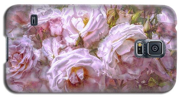 Pocket Full Of Roses Galaxy S5 Case by Kari Nanstad