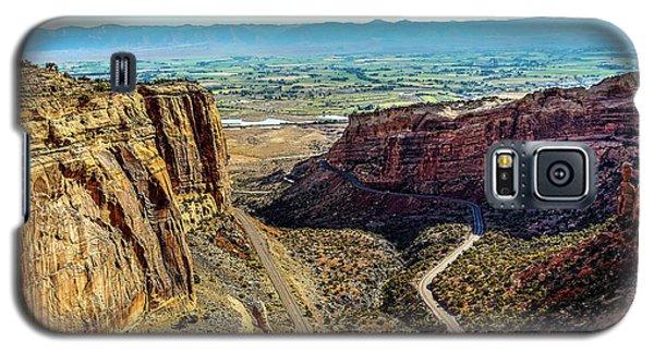 Pocket Size Grand Canyon Galaxy S5 Case