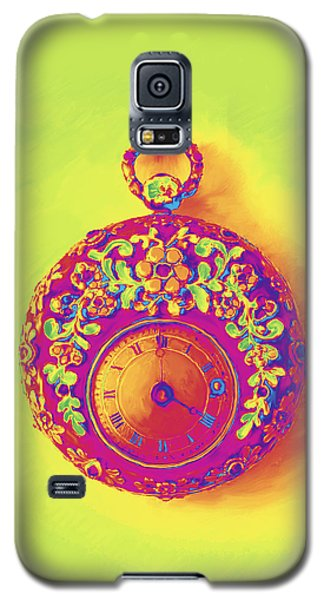 Pocket Watch 1830 Galaxy S5 Case