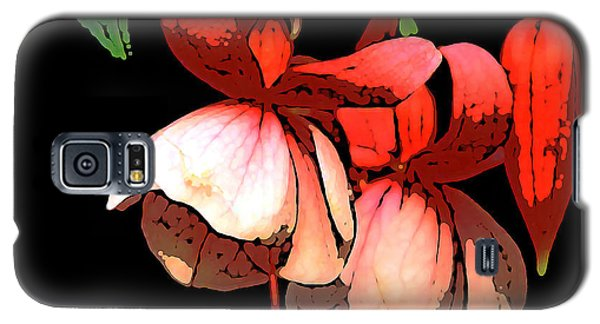 Pod Flower B Galaxy S5 Case
