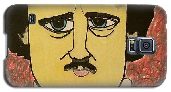 Edgar Allan Poe  Galaxy S5 Case