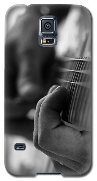 Poetry Of Sound Galaxy S5 Case