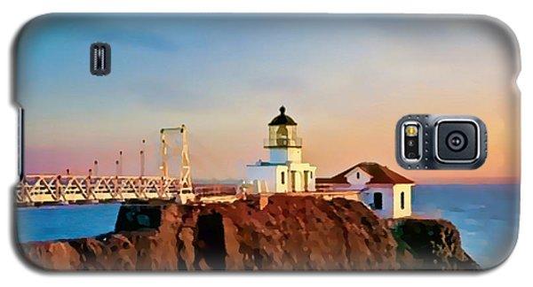 Point Bonita Lighthouse Galaxy S5 Case
