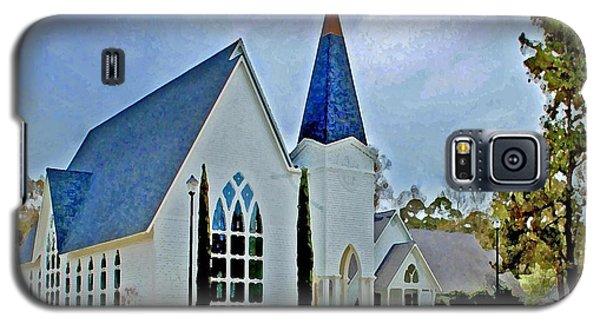 Point Clear Alabama St. Francis Church Galaxy S5 Case