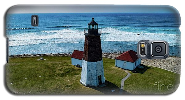 Point Judith Lighthouse Galaxy S5 Case