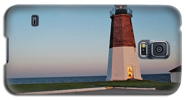 Point Judith Lighthouse Rhode Island Galaxy S5 Case