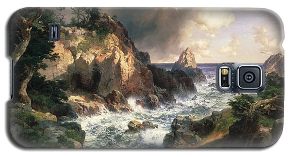 Point Lobos Monterey California Galaxy S5 Case