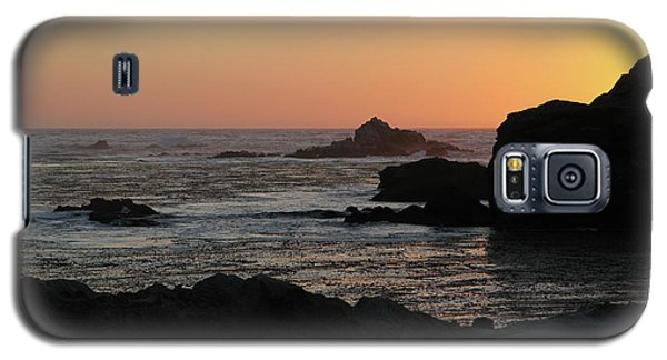 Point Lobos Sunset Galaxy S5 Case
