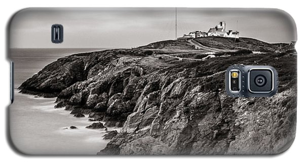 Point Lynas Lighthouse In Llaneilian On Anglesey Galaxy S5 Case