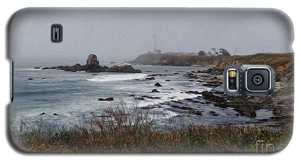 Galaxy S5 Case featuring the photograph Point Montara Lighthouse by David Bearden