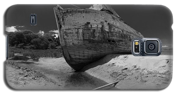 Point Reyes Boat Galaxy S5 Case