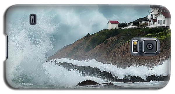 Point San Luis Lighthouse Galaxy S5 Case