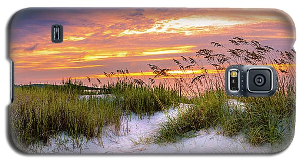 Point Sunrise Galaxy S5 Case