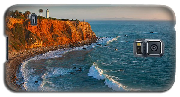 Point Vicente Lighthouse Palos Verdes California Galaxy S5 Case