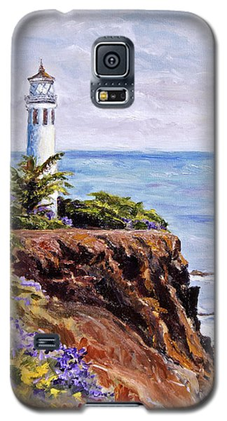 Point Vicente Palos Verdes Galaxy S5 Case