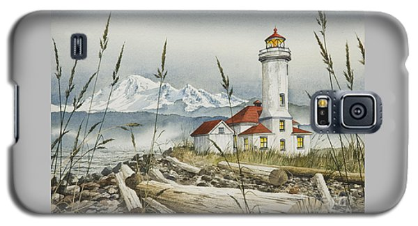 Point Wilson Lighthouse Galaxy S5 Case