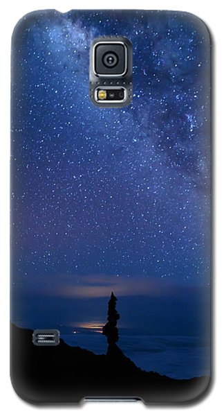 Pointing To The Heavens Galaxy S5 Case