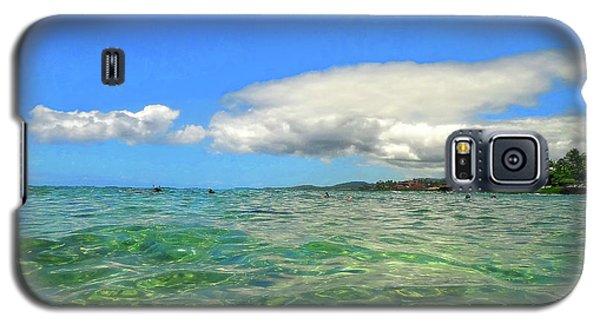 Poipu Beach Galaxy S5 Case