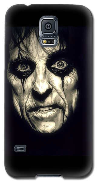 Poison Alice Cooper Galaxy S5 Case