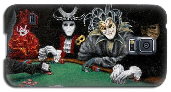 Poker Face Galaxy S5 Case by Jason Marsh