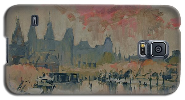 Pokkenweer Museum Square In Amsterdam Galaxy S5 Case