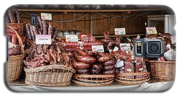 Poland Meat Market Galaxy S5 Case