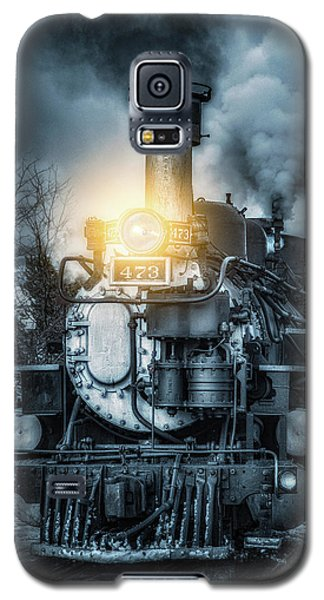 Galaxy S5 Case featuring the photograph Polar Express by Darren White