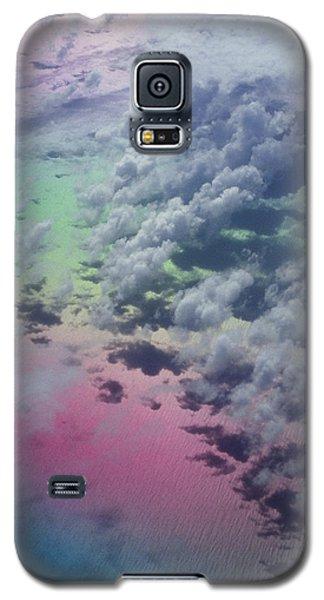 Polarized Caribbean Galaxy S5 Case