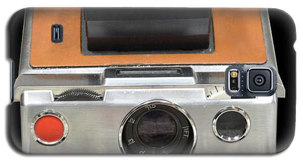 Polaroid Sx-70 Land Camera Galaxy S5 Case