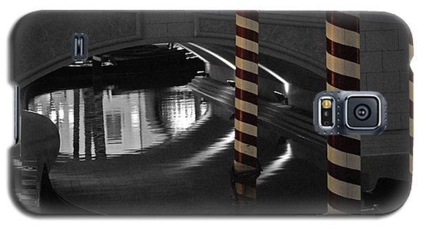 Galaxy S5 Case featuring the photograph Poles by Maggy Marsh