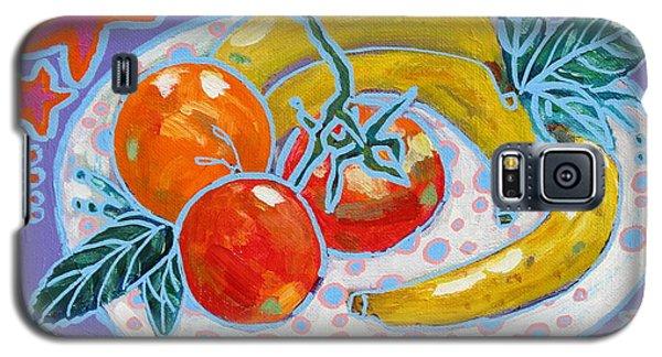 Polka-dot Plate  Galaxy S5 Case