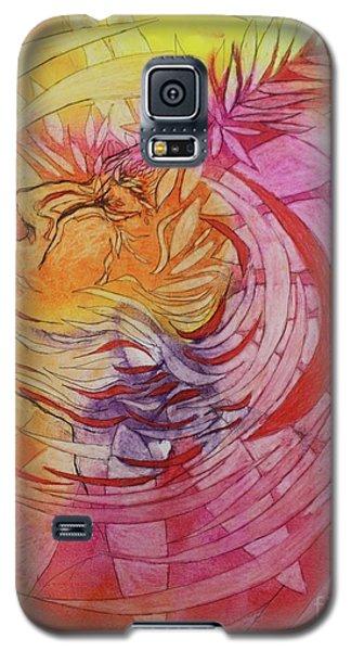 Polynesian Warrior Galaxy S5 Case