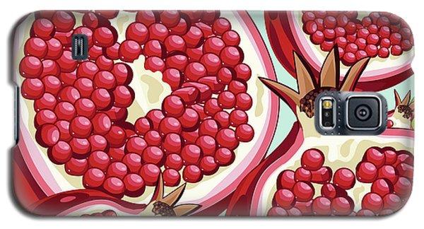 Pomegranate   Galaxy S5 Case