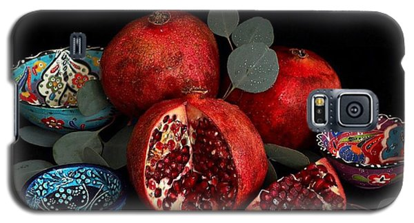 Pomegranate Power Galaxy S5 Case