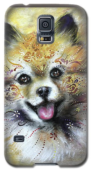 Pomeranian Galaxy S5 Case