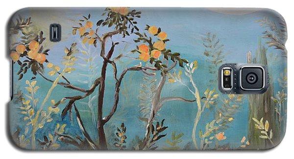 Pompeii One Galaxy S5 Case by Julie Todd-Cundiff