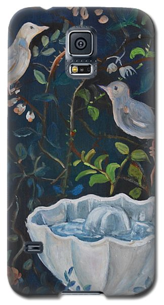 Pompeii Two Galaxy S5 Case by Julie Todd-Cundiff