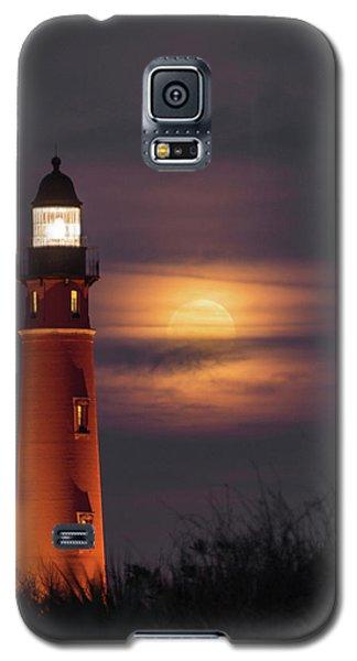 Ponce De Leon Full Moon Galaxy S5 Case