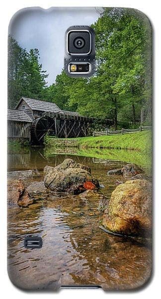 Pond At Mabry Mill Galaxy S5 Case