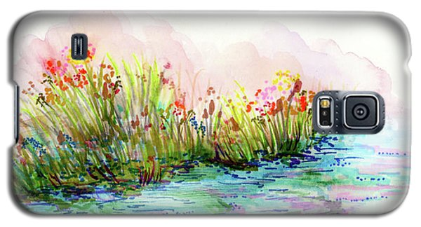 Sunrise Pond Galaxy S5 Case